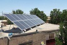 500 نقطه نصب پنل خورشیدی در خراسان رضوی شناسایی شد