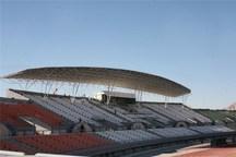 ورزشگاه 15 خرداد آماده میزبانی از مسابقات لیگ است