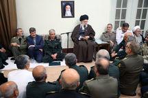 رهبر معظم انقلاب: علت افزایش حملات دشمنان احساس خطر آنان از قدرت فزاینده ایران است