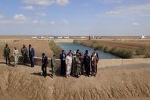 آبگیری ۹۰ درصد از تالاب هورالعظیم  تلاش جهت کنترل سیلابهای احتمالی آینده