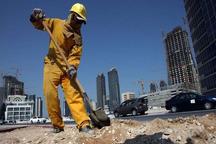 182 کارگر خارجی فاقد پروانه کار در استان شناسایی شدند