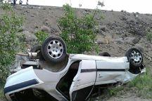 واژگونی خودرو مرگبارترین حادثه جاده ای در استان اصفهان است