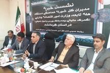 سهم کرمانشاه در تامین درآمدهای کشور سه دهم درصد است