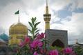 اردوی دانش آموزان زیارت اولی در مشهد آغاز شد