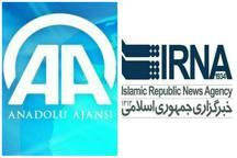 مدیرخبرگزاری آناتولی ترکیه در ایران: با رسانه بزرگ ایرنا مشترکات زیادی داریم