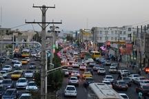 تردد روزانه 700هزار خودرو از غرب استان به پایتخت   توسعه حمل و نقل ریلی بهترین راهکار  ملارد شهری بدو ن چراغ راهنمایی