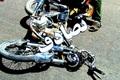برخورد 2 دستگاه موتورسیکلت در بجستان یک  کشته داشت
