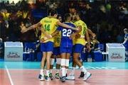کاپیتان تیم ملی والیبال برزیل: برابر یک تیم قدرتمند بازی کردیم