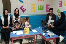 21859 کودک کردستانی بینایی سنجی شدند