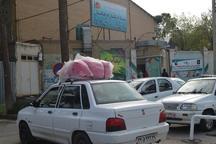 2966 کلاس درس در استان بوشهر آماده اسکان مسافران نوروزی است