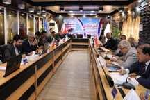 نشست هماهنگی لایروبی اروندرود در خرمشهر برگزار شد