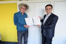 دانشگاه کردستان با دانشگاه برلین آلمان تفاهم نامه همکاری امضا کرد