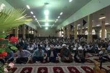 برگزاری آئین بزرگداشت سالروز قیام 15 خرداد در گتوند