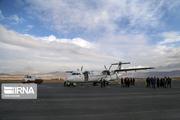 افزایش ۷۰ درصدی سفر هوایی در بجنورد