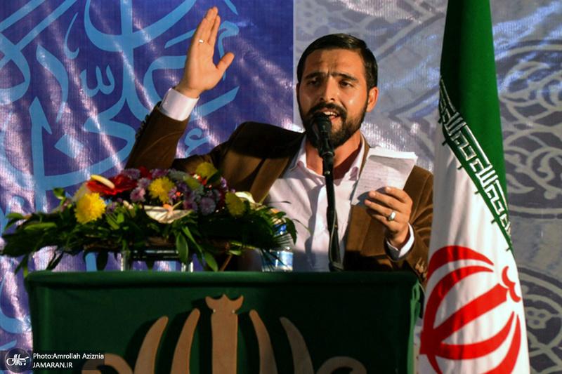 جشن عید غدیر در جوار حرم مطهر امام خمینی(س)