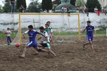 اردوی تیم ملی فوتبال ساحلی با حضور چهار گلستانی آغاز می شود