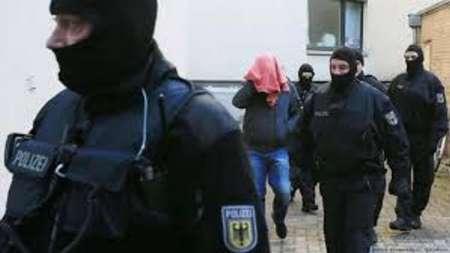 بازداشت فرد مظنون به تلاش برای ترور مقام های آلمانی