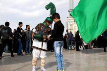 سنت عزاداری دسته سقاها در یزد را احیا کنیم