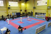 تیم ملی کاراته دختران در گرگان اردو می زند