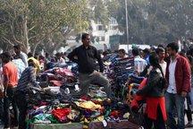 ساماندهی دستفروشان خیابان ولی عصر(عج) تهران