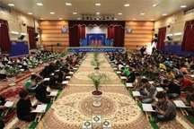 آئین ترتیل خوانی قرآن کریم در حسینیه ثارالله بوشهر آغاز شد