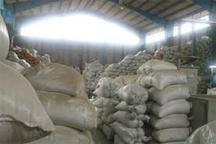 کشف سه تن برنج قاچاق با نشان تقلبی و یکهزار و 900 عدد قرص ترامادول
