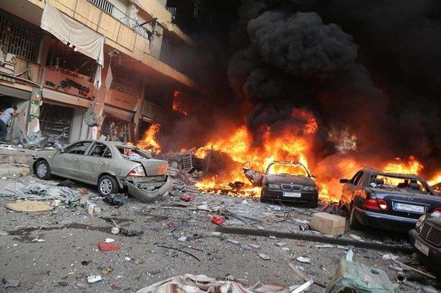 انفجار خودروی بمبگذاری شده در حومه شمالی حلب