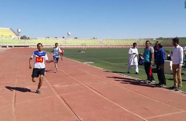 دوندگان سیستان و بلوچستان به رقابت های کشوری اعزام شدند