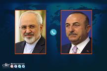 مخالفت ایران با حمله ارتش ترکیه به کردهای سوریه