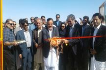 افتتاح 15 پروژه عمرانی خدماتی همزمان با آخرین روز هفته دولت در خاش
