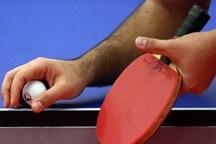 شیراز قهرمان مسابقات تنیس روی میز کشور شد