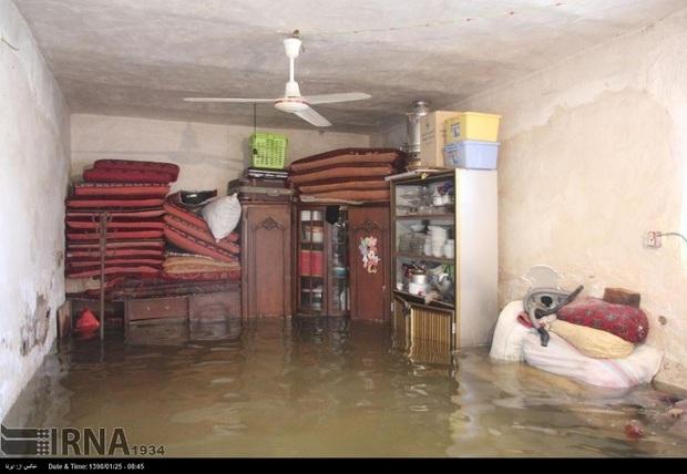 سیل 83هزار و 497 میلیارد ریال خسارت به خوزستان وارد کرده است