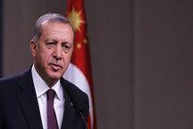 اتهام «توسعهطلبی فارسی و فرقهای» در خاورمیانه توسط اردوغان علیه ایران