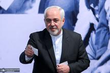 ظریف: چین و ایران باید روابط خود را بیش از گذشته تقویت کنند