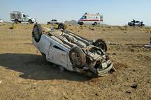 8 تصادف طی 24 ساعت گذشته در خراسان جنوبی