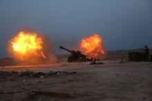 گزارش میدانی رویترز از عملیات موصل+ تصاویر