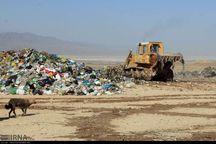 سایت جدید دفن زباله در غرب استان البرز ایجاد می شود