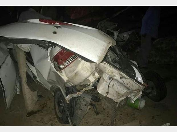 واژگونی سواری 2 کشته و پنج مجروح برجا گذاشت