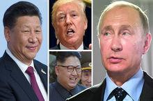 تشکیل اتاق فکر پکن-مسکو/ حمله سایبری کره شمالی به ارتش آمریکا/ تکرار تهدید «خشم و غضب»