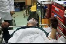 34تن در حوادث چهارشنبه سوری در لرستان مصدوم شدند