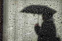 هوای سمنان بارانی می شود