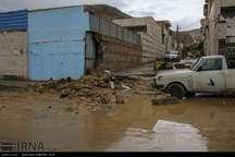 بخش هایی از مناطق سه و چهار شهرداری شیراز دچار آبگرفتگی شد