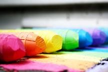 یک رنگ جدید به مداد نقاشی کودکان اضافه شد!