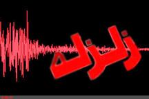 زلزلهای به بزرگی 5 ریشتر در هجدک کرمان
