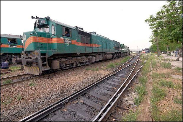 حوادث ریلی در راهآهن اراک ۶۳ درصد کاهش یافت
