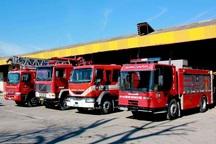 سه شهروند مهابادی محبوس در تانکر سوخت نجات یافتند