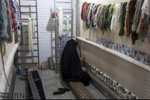 توانمندسازی زنان سرپرست خانوار گامی برای توسعه سمنان