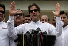 پارلمان پاکستان «عمران خان» را به عنوان نخست وزیر جدید انتخاب کرد