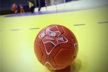 مسابقات کشوری هندبال خردسالان در دهدشت برگزار می شود