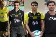 حضور چهار داور گیلانی در کلاس شروع فصل داوران لیگ برتر فوتبال